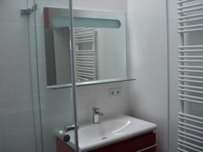 Renovierung München Moosach - Bad mit Fliesen