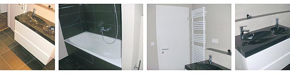 Badrenovierung und Badsanierung und Badumbau