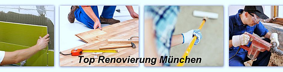Renovierung und Sanierung in München Schwabing